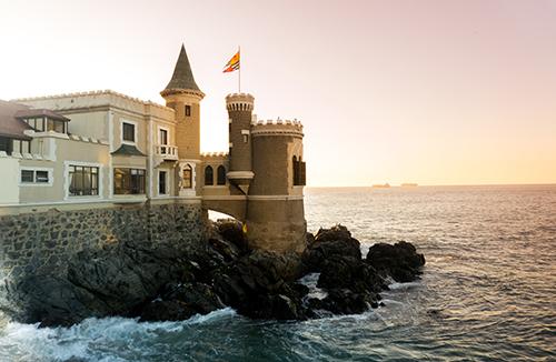 Tour a Valparaíso, Viña del Mar y La Isla Negra