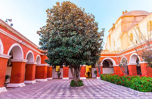Tour privado Arequipa – Santa Catalina