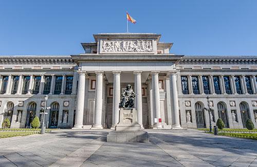 Museo Nacional del Prado y Reina Sofía