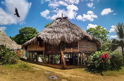 Tour al pueblo indígena Emberá
