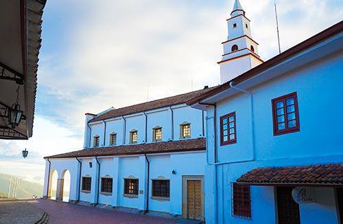 Descubre Bogotá y Monserrate