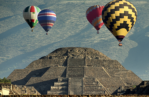 Teotihuacán tour privado