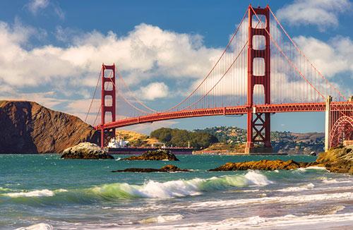 Tour por San Francisco y crucero por la bahía