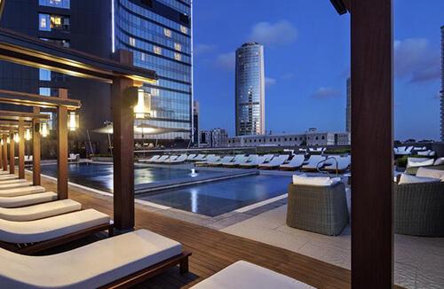 Hilton Istanbul Bomonti Hotel