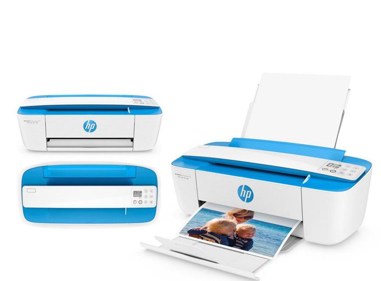 Impresora Hp 3775