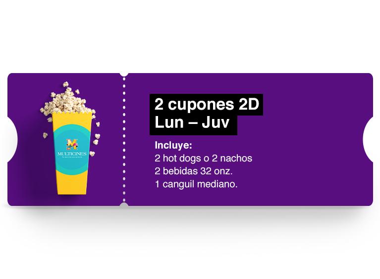 Combo 1 Lun - Juv