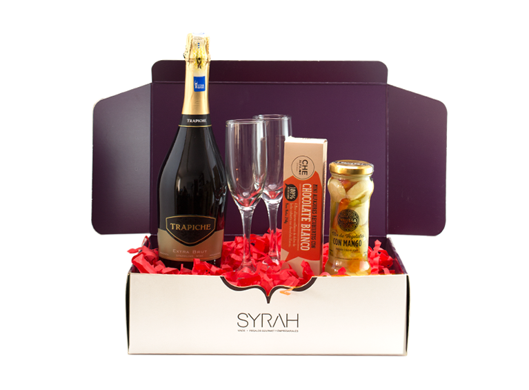 Gift Box Espumante