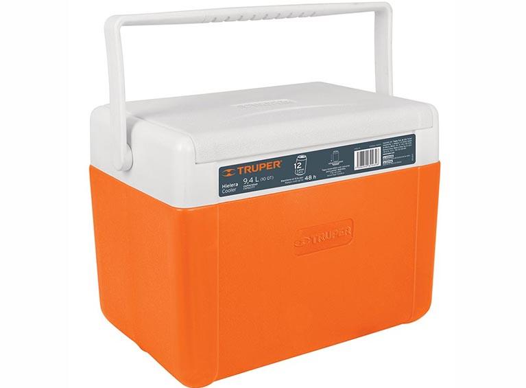 Hielera Cooler con tapa reversible