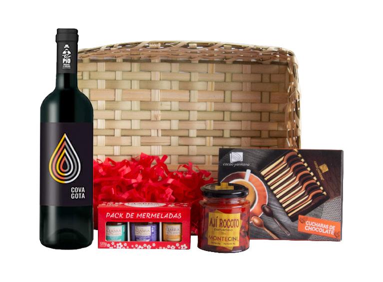 Gift set Ecuador
