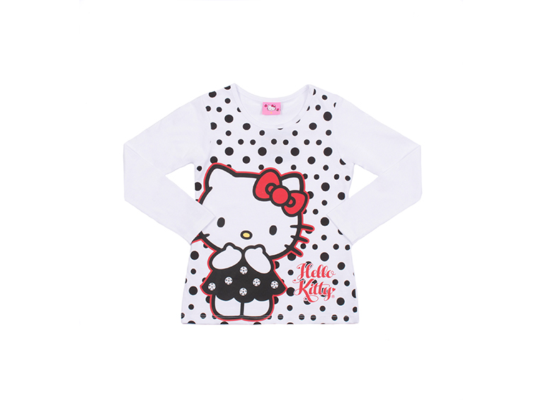 Sudadera infantil Hello Kitty