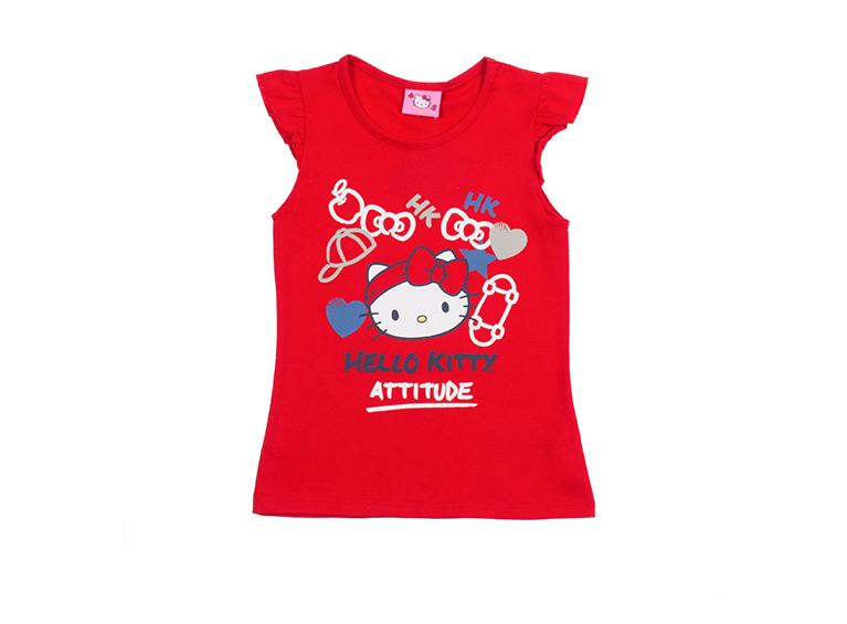 Camiseta infantil manga corta