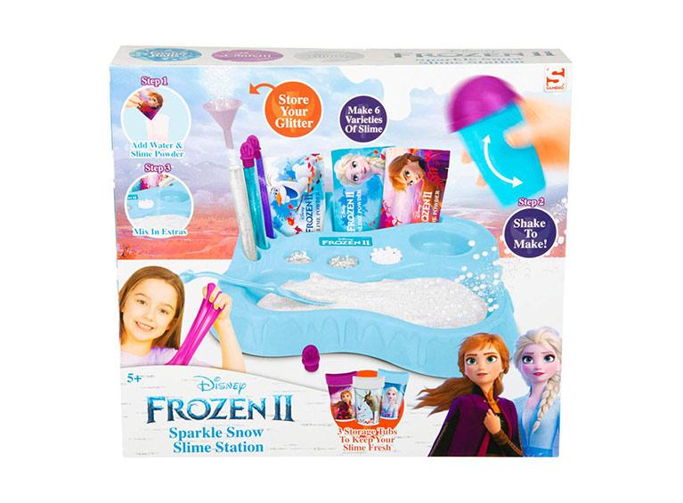 Estación slime Frozen