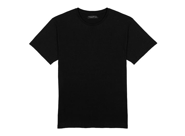 Camiseta cuello redondo para hombre