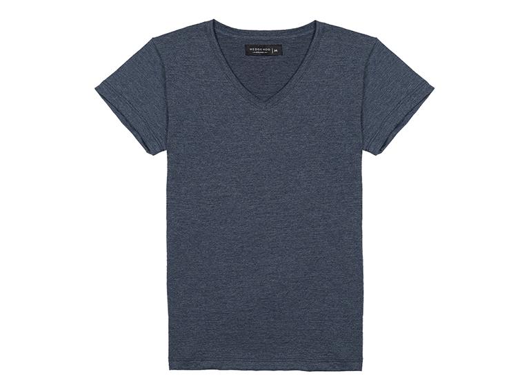 Camiseta cuello en V para hombre