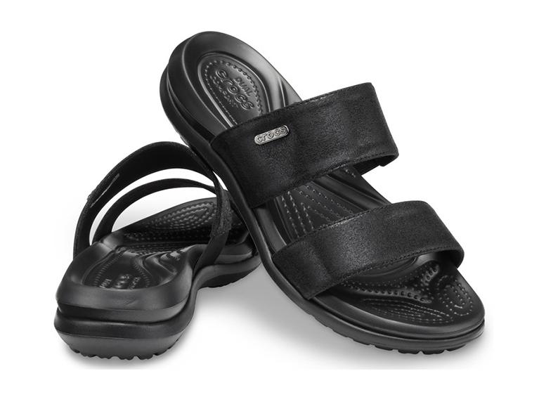 Capri Dual Strap Sandal