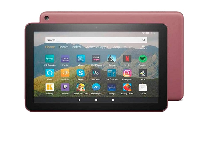 Tablet Amazon Fire HD8