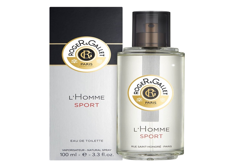 Set Lhomme sport ROGER & GALLET